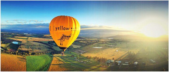 Global Ballooning 澳大利亚环球热气球